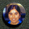 Button, small with picture of Mother Meera